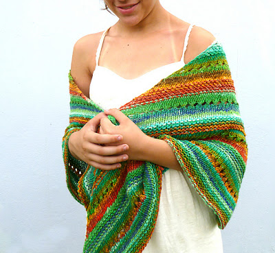 10 Gorgeous Knitting Patterns with Noro Taiyo | Knit-o ...
