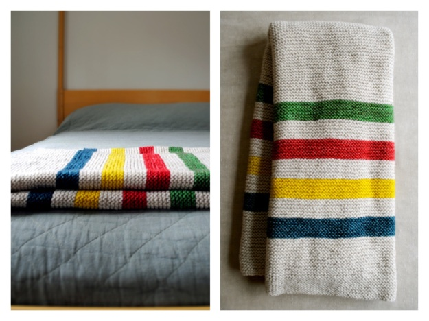 Canada Day Hudson bay Blanket