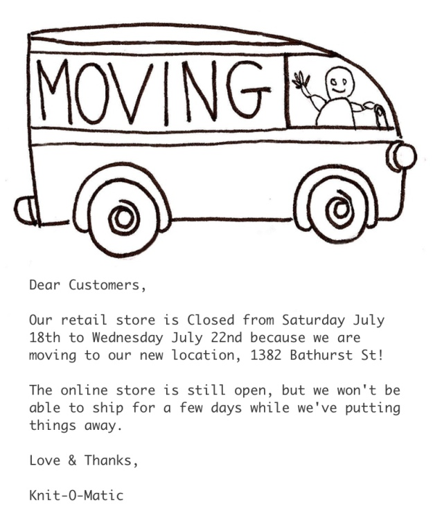 Moving Notice Blog