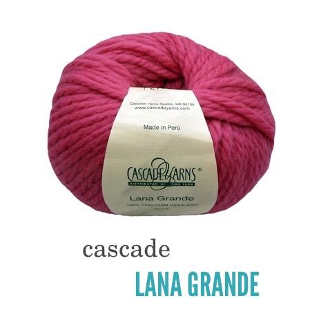 Cascade Lana Grande BLOG