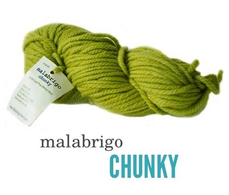 Malabrigo Chunky DISPLAY BLOG