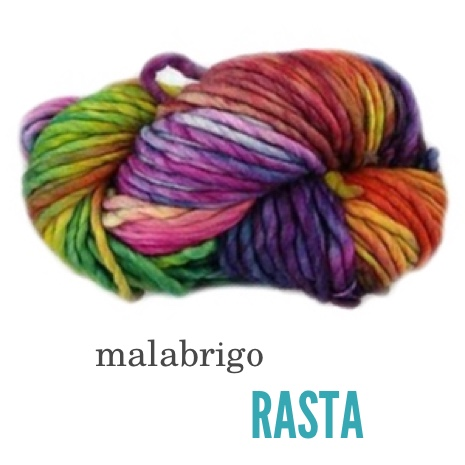 Malabrigo Rasta DISPLAY BLOG