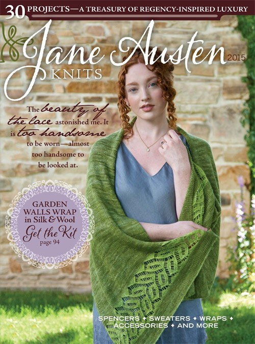Jane Austen Knits 2015 BLOG