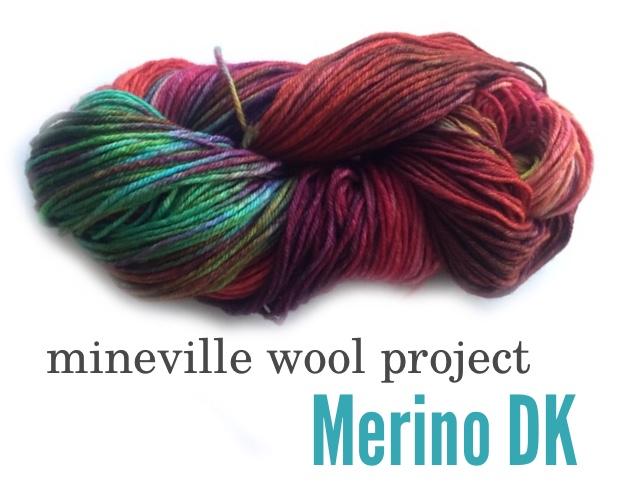 Mineville Merino DK BLOG