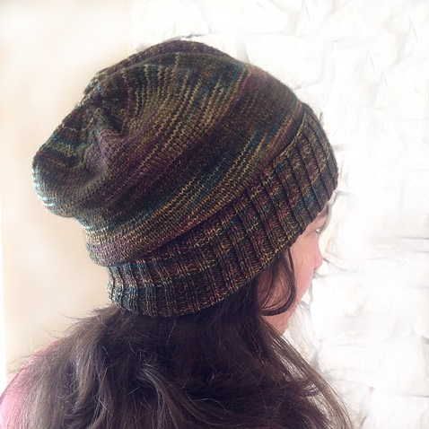 Fleece Artist Merino 2:6 Sock Head Hat