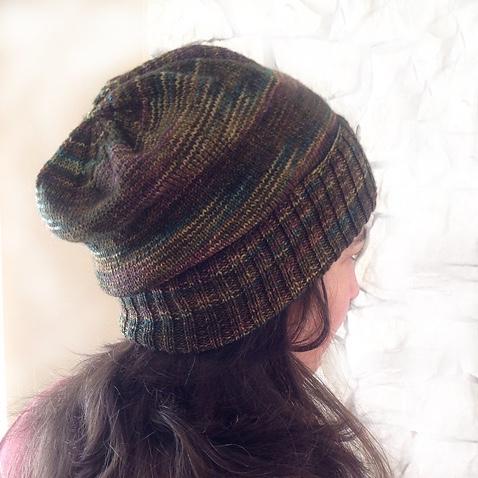 Fleece Artist Merino 2:6 Sock Head Hat