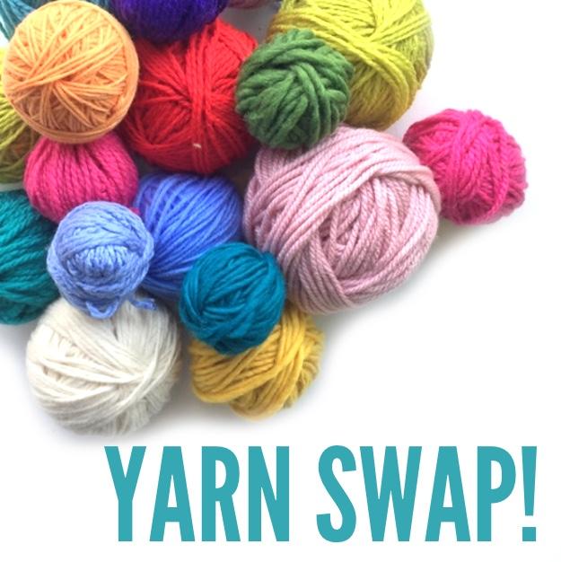 Yarn Swap Balls of Yarn BLOG Edit