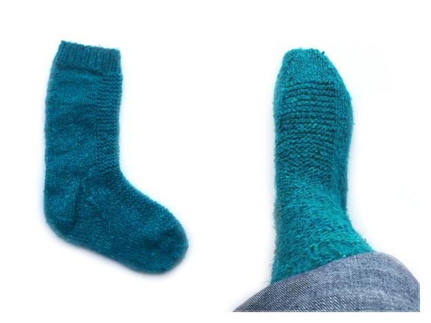 Noro Silk Garden Solo Sock Combo BLOG