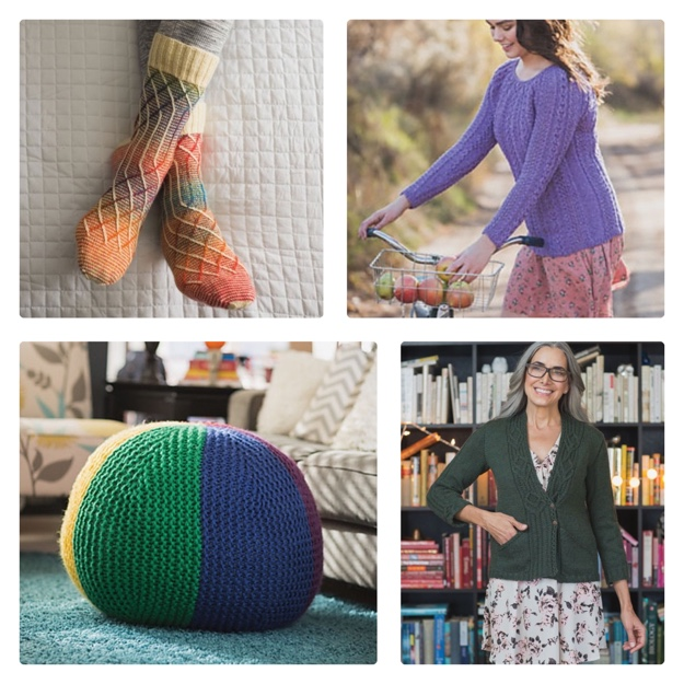 Interweave Knits 2016 Spring BLOG COMBO