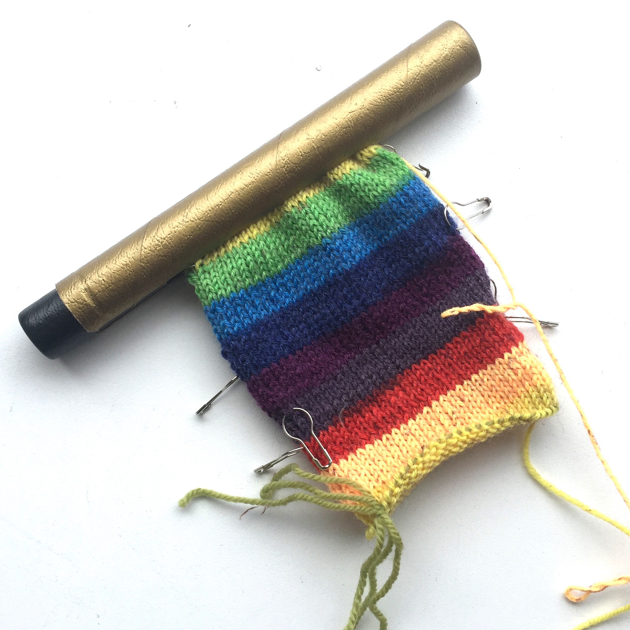 Knit Hack DPN Tube 5