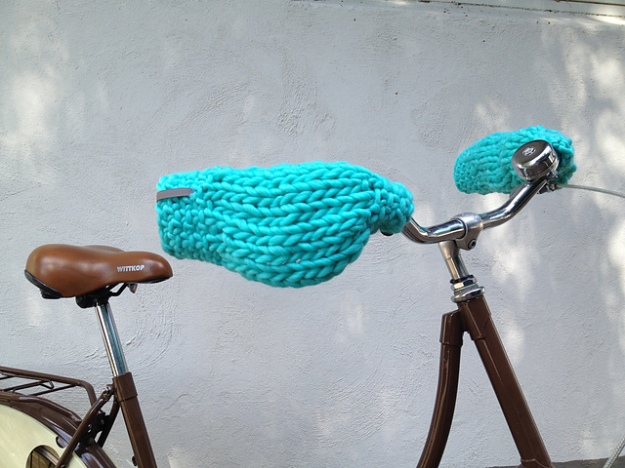 Bike handwarmers