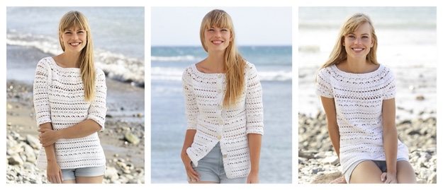Drops Crochet Tops COMBO