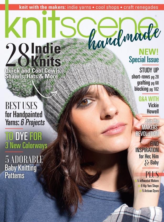 knitscene handmade 2016 BLOG