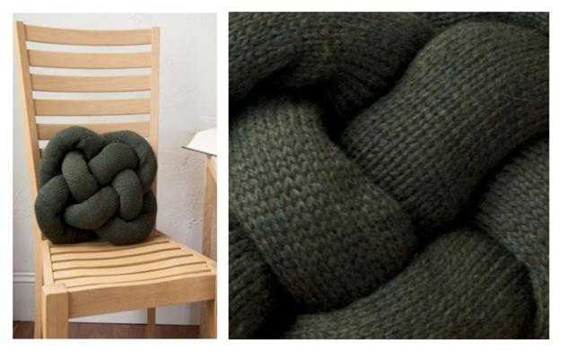 knot pillow  COMBO
