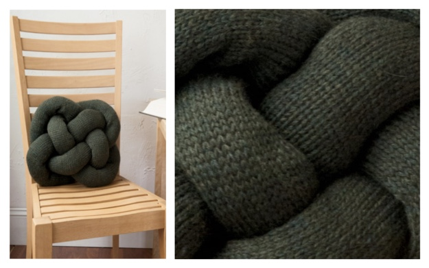 knot pillow  COMBO