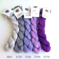 Cascade Ultra Pima Purple & Grey