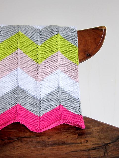 chevron baby blanket 1.jpg