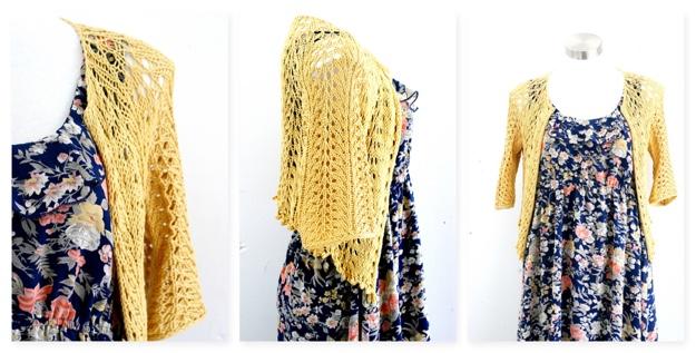 Liesl Tangled Yellow COMBO
