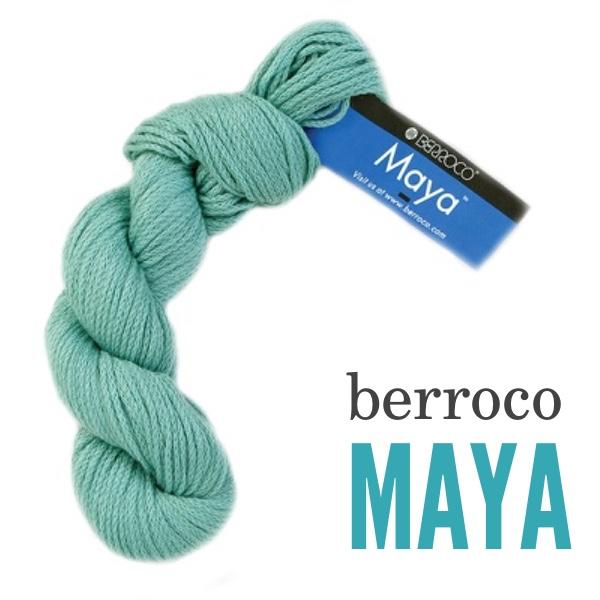 Berroco Maya BLOG