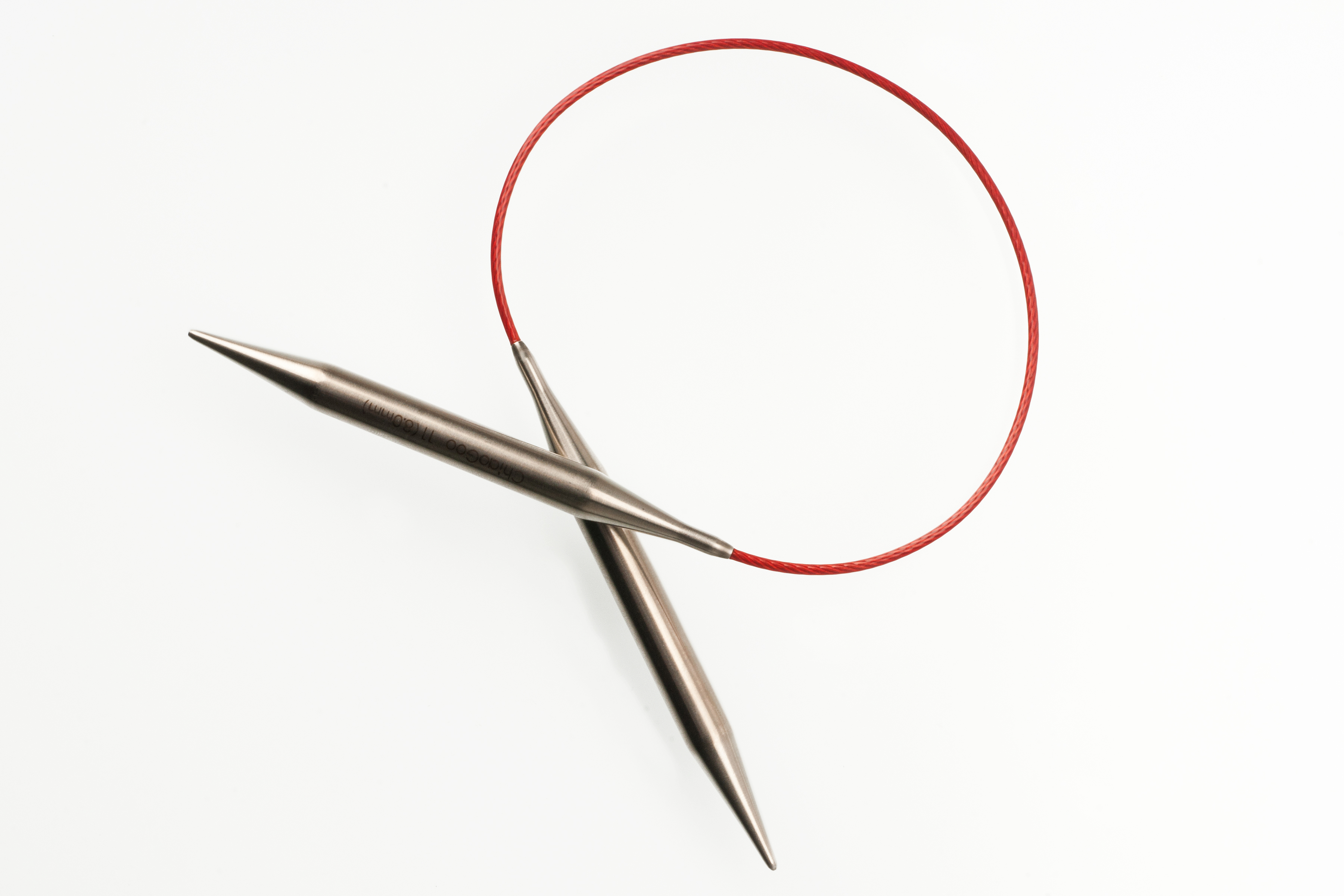 Chiaogoo Circular Needles Steel 12 inch