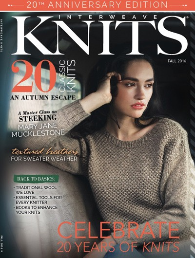 Interweave Knits 2016 Fall