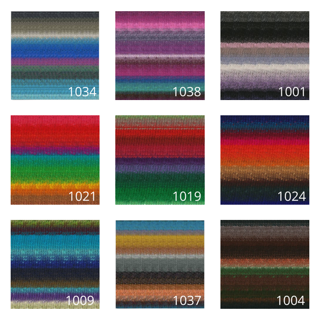 kureopatora colours aug 2016
