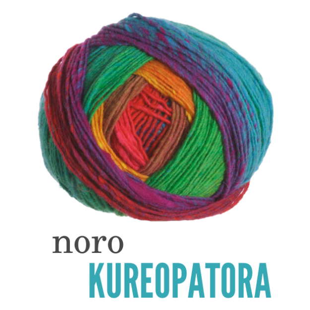 Noro Kureopatora DISPLAY BLOG
