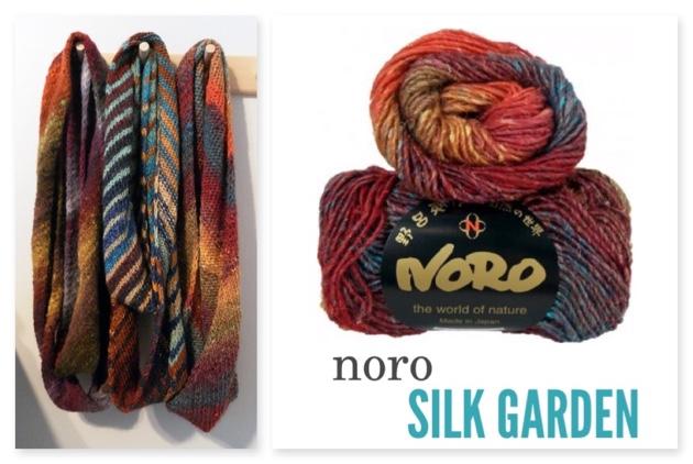 Noro Silk Garden COMBO BLOG FB