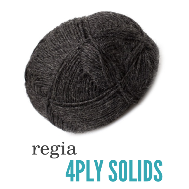 Regia 4ply Solid BLOG