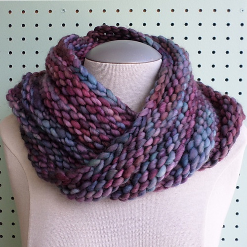 Mobius Knit O Matic Yarns