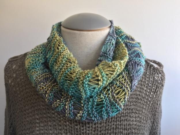 handmaiden silken wavy scarf 1