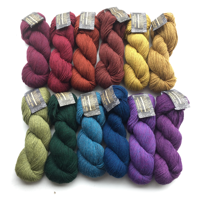 Cascade 220 COLOURS BLOG