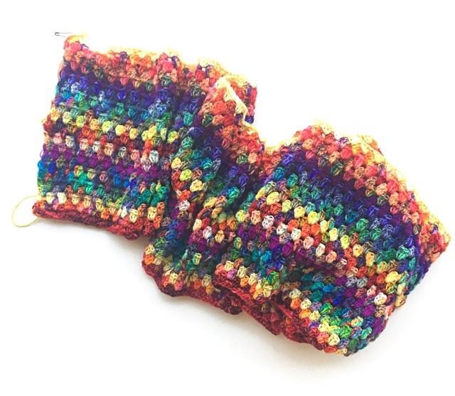 Granny Stripe Blanket BLOG July 11 2