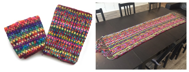 Granny Stripe Blanket Aug 3 COMBO