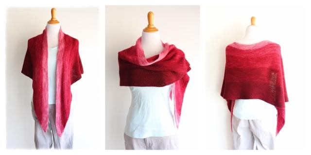 handmaiden scarf wrap COMBO