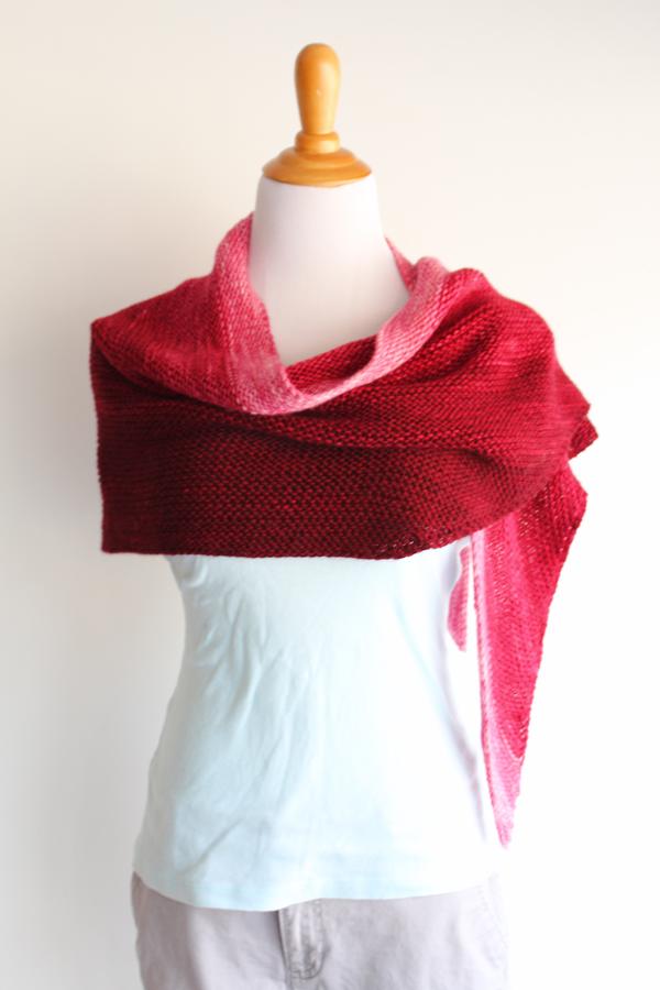 handmaiden scarf wrap front