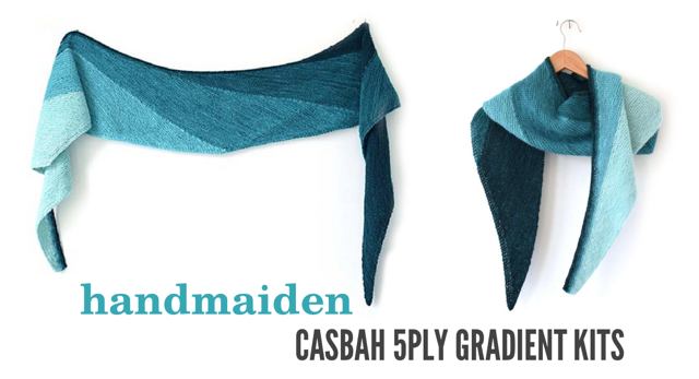 Handmaiden Casbah Gradient Kits COMBO BLOG Project