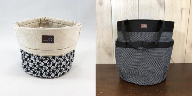 Della Q caddy & bowls BLOG