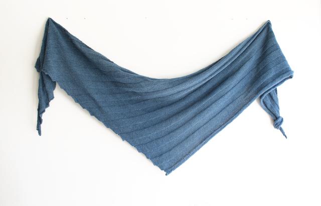 Grrovy shawl/wrap in BC Garn Bio Balance